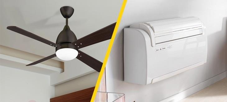 comparatif climatiseur ou ventilateur lequel choisir. Black Bedroom Furniture Sets. Home Design Ideas