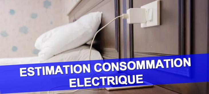 estimation consommation electrique estimer la facture edf. Black Bedroom Furniture Sets. Home Design Ideas