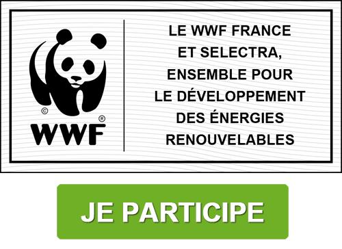 Participation à l'achat groupé WWF