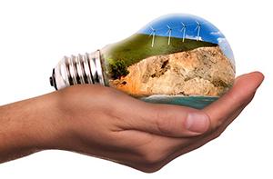 illutration des energies renouvelables et éoliennes