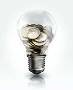 Ampoule argent