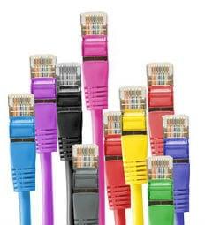 Câbles réseau internet