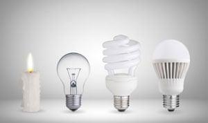Choix ampoule électrique