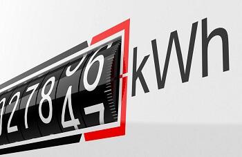 compteur electrique kwh
