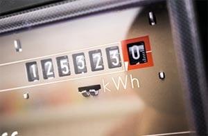 Compteur électrique kWh