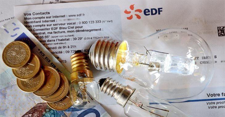Factures EDF