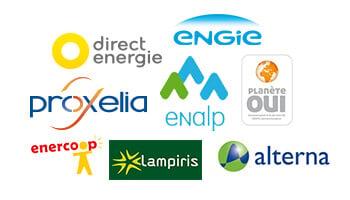 Fournisseurs alternatifs d'électricité