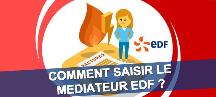 Mediateur EDF