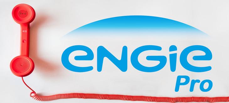 Engie Pro téléphone