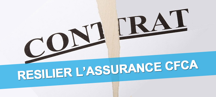 Comment Resilier L Assurance Cfca Depannage Express