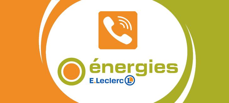 Fournisseur électricité Leclerc
