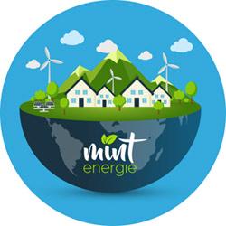 Mint Énergie électricité verte