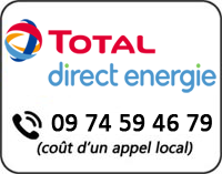 Téléphone Total Direct Energie