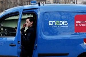 Dépannage d'urgence ENEDIS
