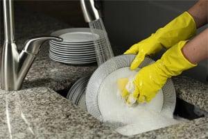 consommation lave vaisselle ou lavage main. Black Bedroom Furniture Sets. Home Design Ideas