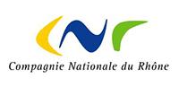 Logo Compagnie nationale du Rhone