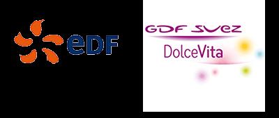 EDF et GDF Suez