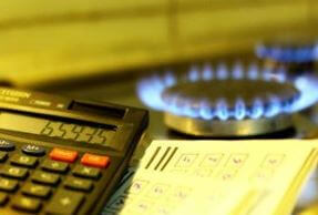 facture de gaz naturel