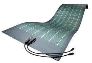 panneaux solaires photovoltaïques à couches minces ou silicium amorphe