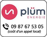 Téléphone Plum Energie