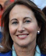 Segolène Royal, ministre de l'Énergie