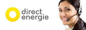 Téléopératrice Direct Energie