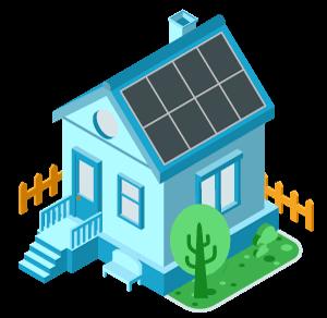 maison autoconsommation électricité verte