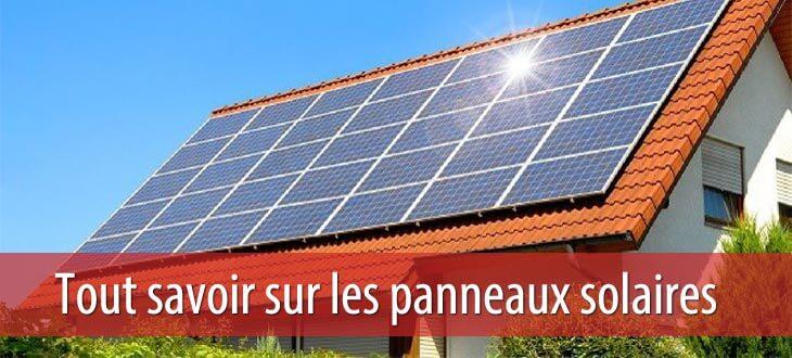 panneau solaire photovolta que prix installation et rentabilit. Black Bedroom Furniture Sets. Home Design Ideas